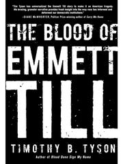 """The Blood of Emmett Till,"" is a book that says a key figure in the case acknowledged lying about events preceding the slaying of the 14-year-old youth from Chicago."
