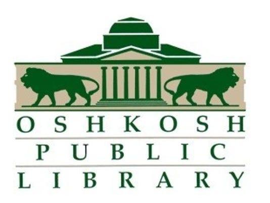 Oshkosh Public Library logo
