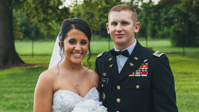 Mr. & Mrs. Michael G. deNux