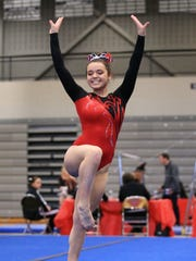 One of Canton's medal winners at state finals was Rachel