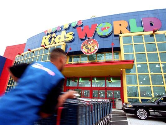 Toys R Us Kids World Elizabeth NJ