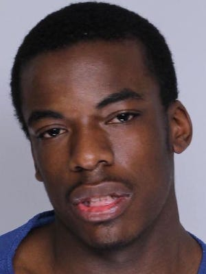 Khalif Geiger, 20, of Jersey City was arrested Wednesday in relation to a Hoboken shooting.