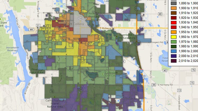 Fort Collins Annexations
