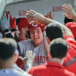 Jay Bruce on leaving Reds: 'Nothing like your first love'