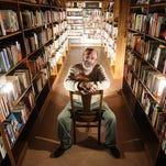 Craig Jones at the Reader's Loft on Nov. 5, 2008.