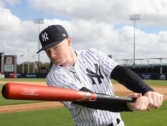Clint Frazier is ready to get to playing for the New