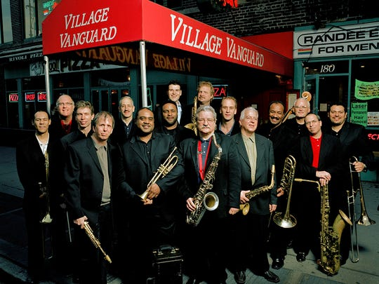 Vanguard Jazz Orchestra will perform Nov. 3 as part