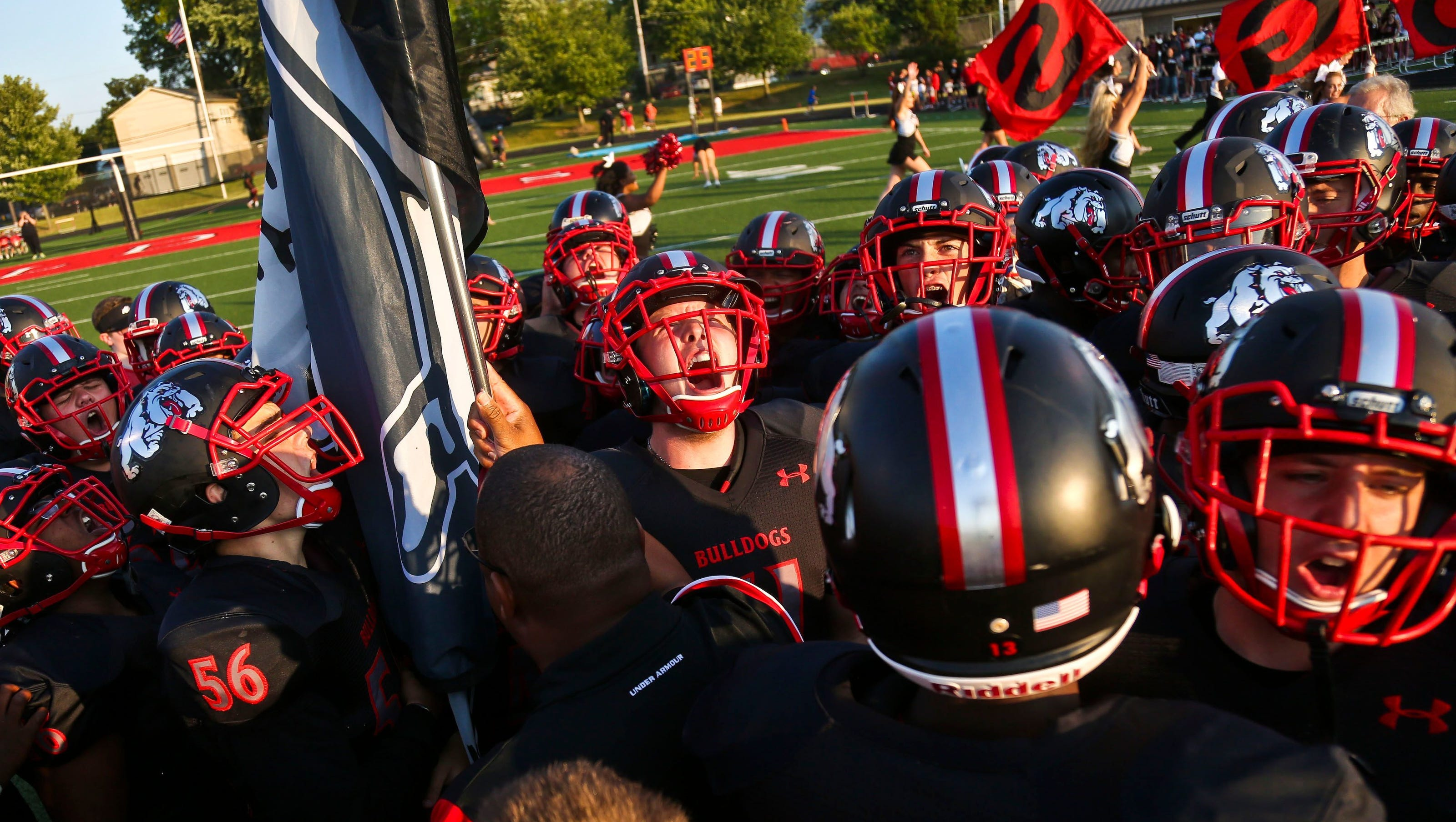 New Albany High School Football Rbs To Lead Ground Game
