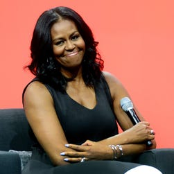 Michelle Obama dishes on White House life, says she won't run for office