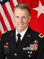 Brig. Gen. David C. Hill