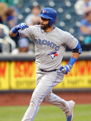 Jose Bautista wasn't happy with the comments from ESPN personality.