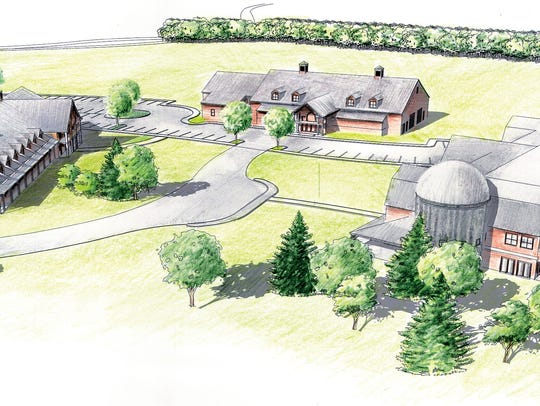 Fontanel's proposed conference hotel