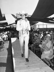 Palm Springs Tennis Club c. 1960