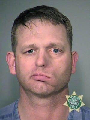 FILE - This Jan. 27, 2016, file photo provided by the Multnomah County Sheriff's Office, shows Ryan Bundy, one of the members of an armed group that occupied central Oregon's Malheur National Wildlife Refuge as part of a dispute over public lands in the Western U.S. U.S. District Judge Robert E. Jones said in the declaration Friday, Aug. 5, 2016, that he allowed six defendants accused in the armed occupation of an Oregon wildlife refuge earlier this year to meet with their attorneys, and sometimes with each other, at a special courthouse location after they complained about access to their attorneys. (Multnomah County Sheriff via AP, file)