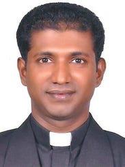 Father Lijo Thomas