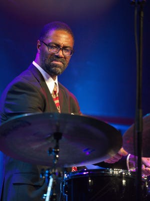 The Cornell University Jazz Band,will be joined by drummer Dennis Mackrel on Sunday in Barnes Hall at Cornell.