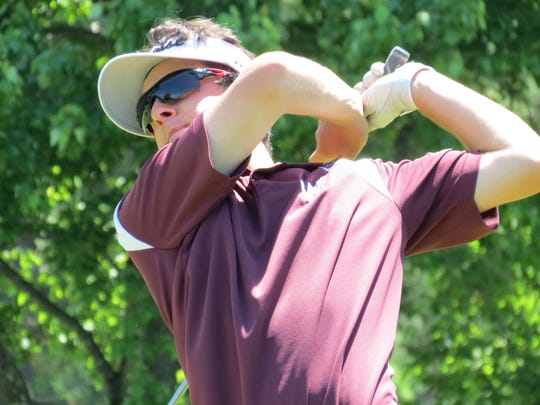 Wayne Hills senior Robert McHugh won the Group 3 title and was fourth at the simultaneous Tournament of Champions at the NJSIAA Boys Golf Championship at Hopewell Valley Golf Club in Hopewell on Monday, May 21.