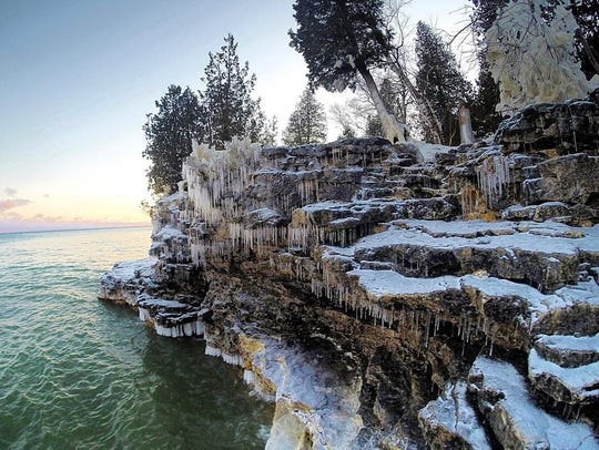 Cave Point County Park (Sturgeon Bay)