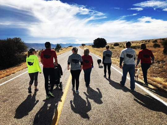 Darin and Brian Dorsett share a special stretch of their trip through New Mexico with the family of Tamara Hughes-Ormand, a good friend of Darin's who lost her battle to addiction in 2015.