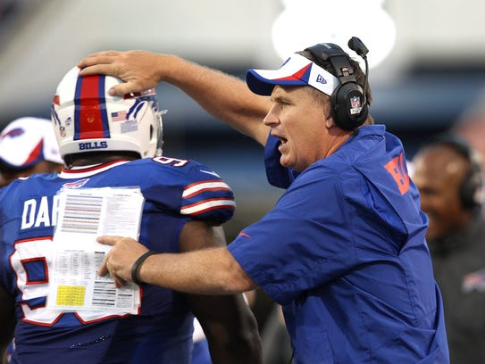 Not only is Doug Marrone in Jacksonville, so, too,