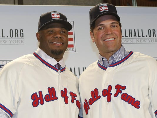 Kenn Griffey Jr. Mike Piazza