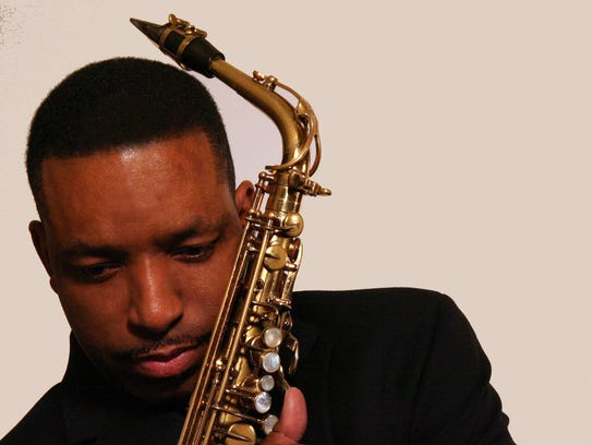 New Orleans jazz musician Donald Harrison Jr.