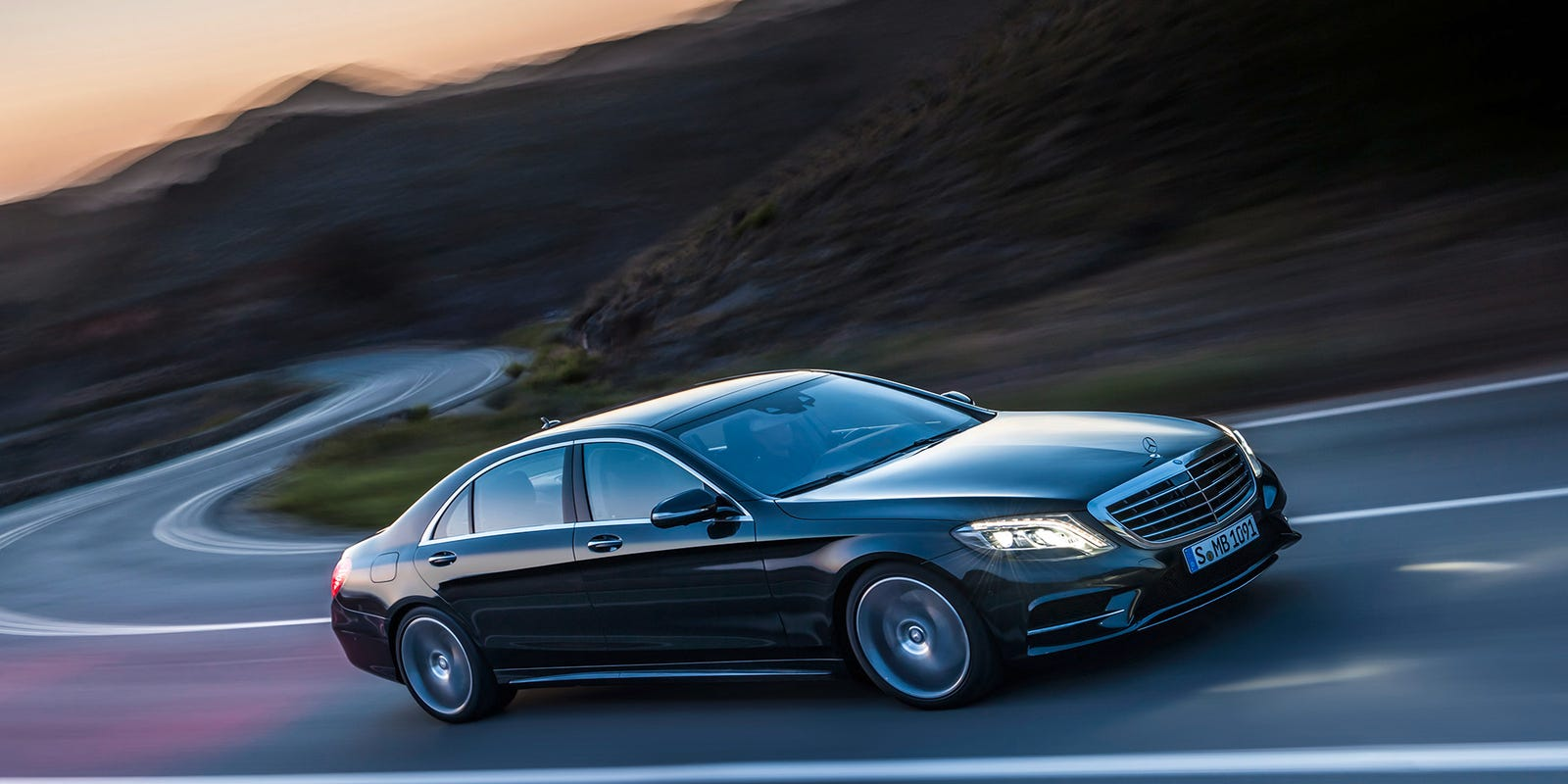 Mercedes-Benz S-Class lives up to high price