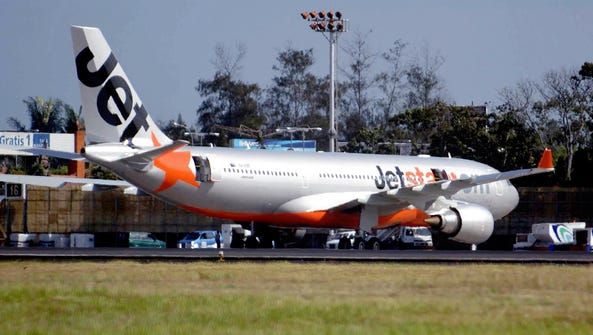 A recent Jetstar flight was diverted to Indonesia when