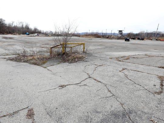 The former General Motors site in Sleepy Hollow.