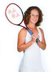 2017 Spring Player of the Year finalist Amanda Ruci,