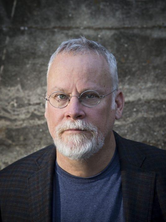 Novelist Michael Connelly