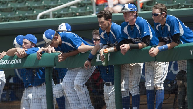 Behind a strong lineup and powerful pitching, Canterbury is a safe pick to contend for a Class 3A state championship.
