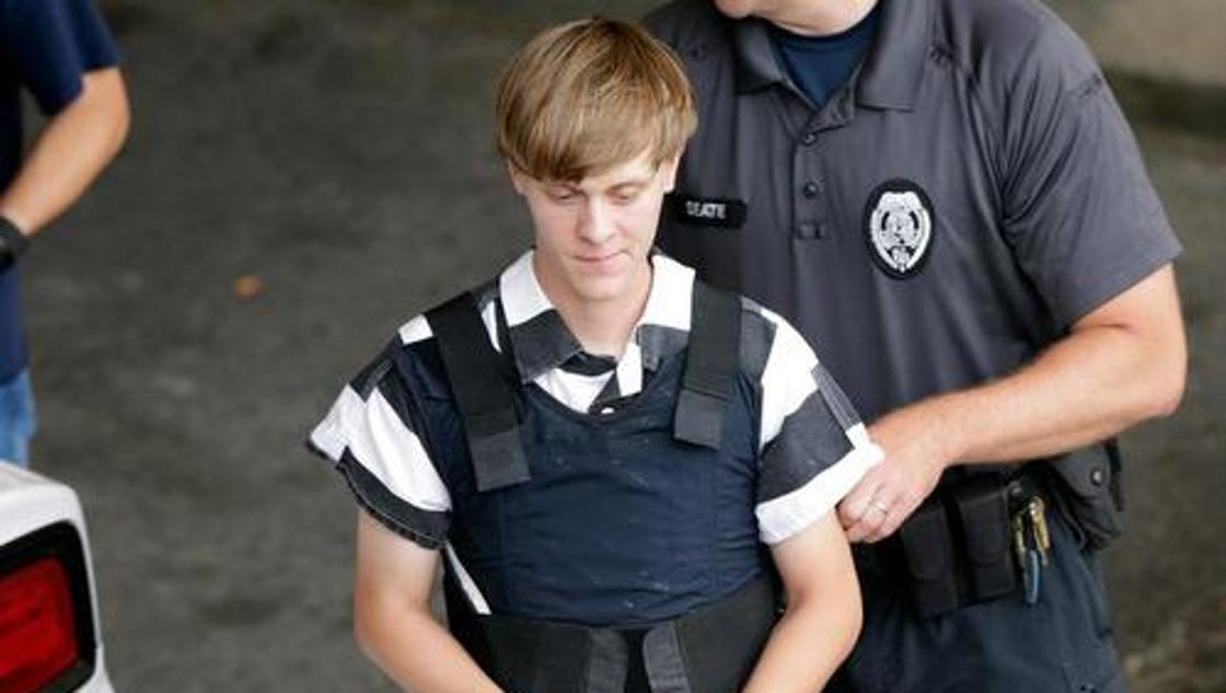 Update Dylann Roof S Death Penalty Trial Set For November