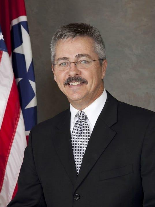 Commission Jim Vaughn