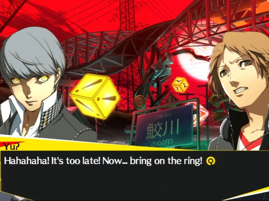 Playable shadow versions of certain fighters are a new addition to Persona 4 Arena Ultimax.