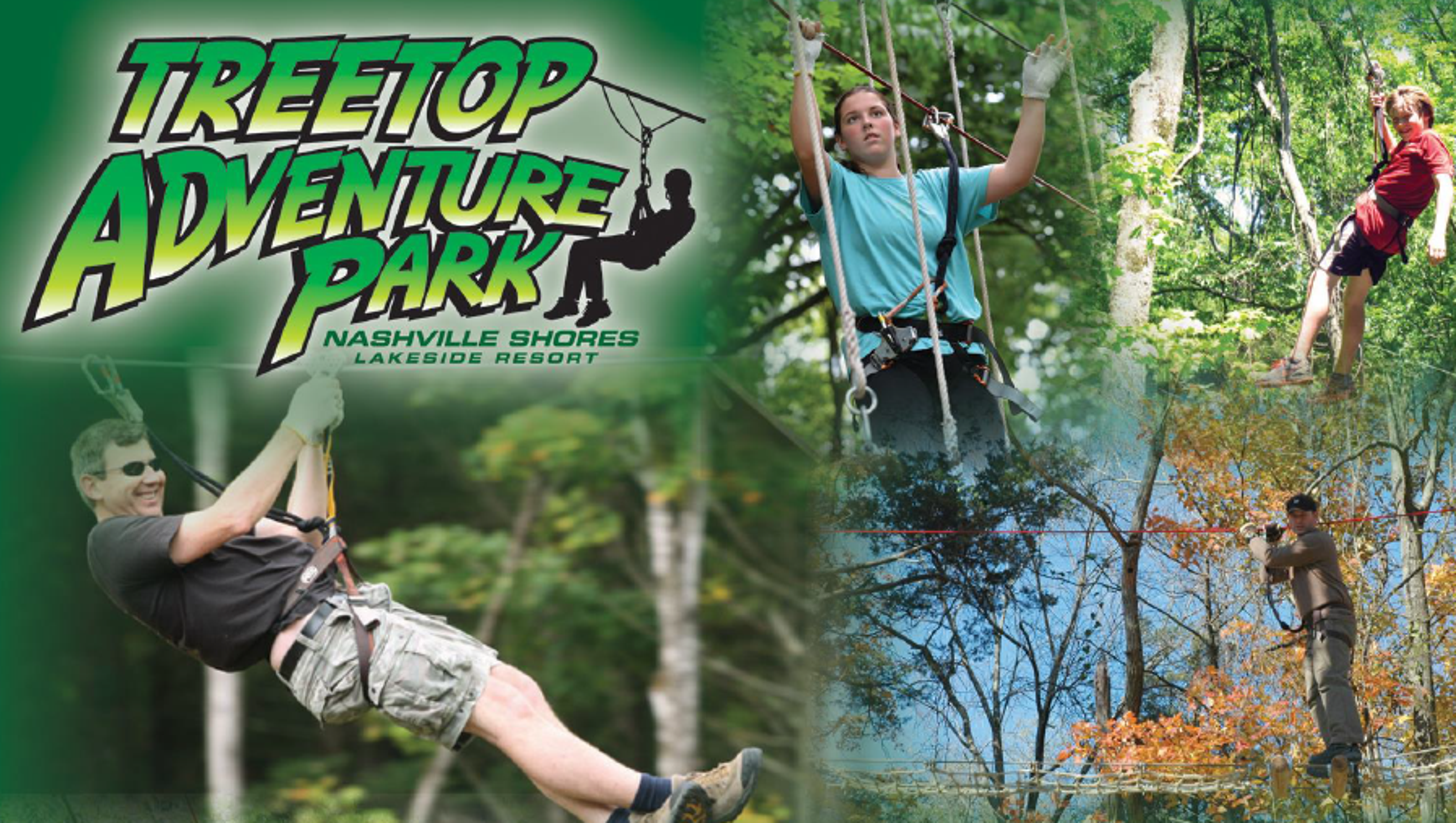 Treetop adventure park coupons