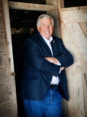 Mike Parson, a Republican state senator from Bolivar and a candidate for lieutenant governor in 2016.