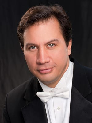 Daniel Hege will helm his final Binghamton Philharmonic concerts as the principal guest conductor on Saturday and next week.