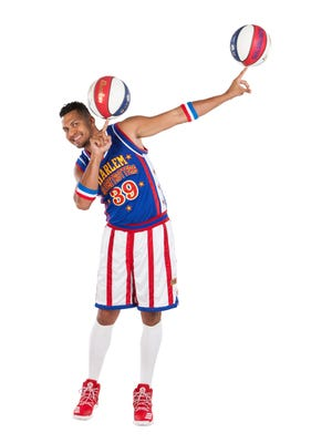 El Gato Melendez and the Harlem Globetrotters will be at the BMO Harris Bradley Center on New Year's Eve. (Where else would they be?)