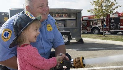 A group of Fairfield Township residents has asked that the Millikin Road park behind fire headquarters be named after former Fairfield Township Assistant Fire Chief Paul McKendry, who died eight years ago.