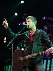 Jeremy Camp will perform on March 20 at Bankers Life Fieldhouse.
