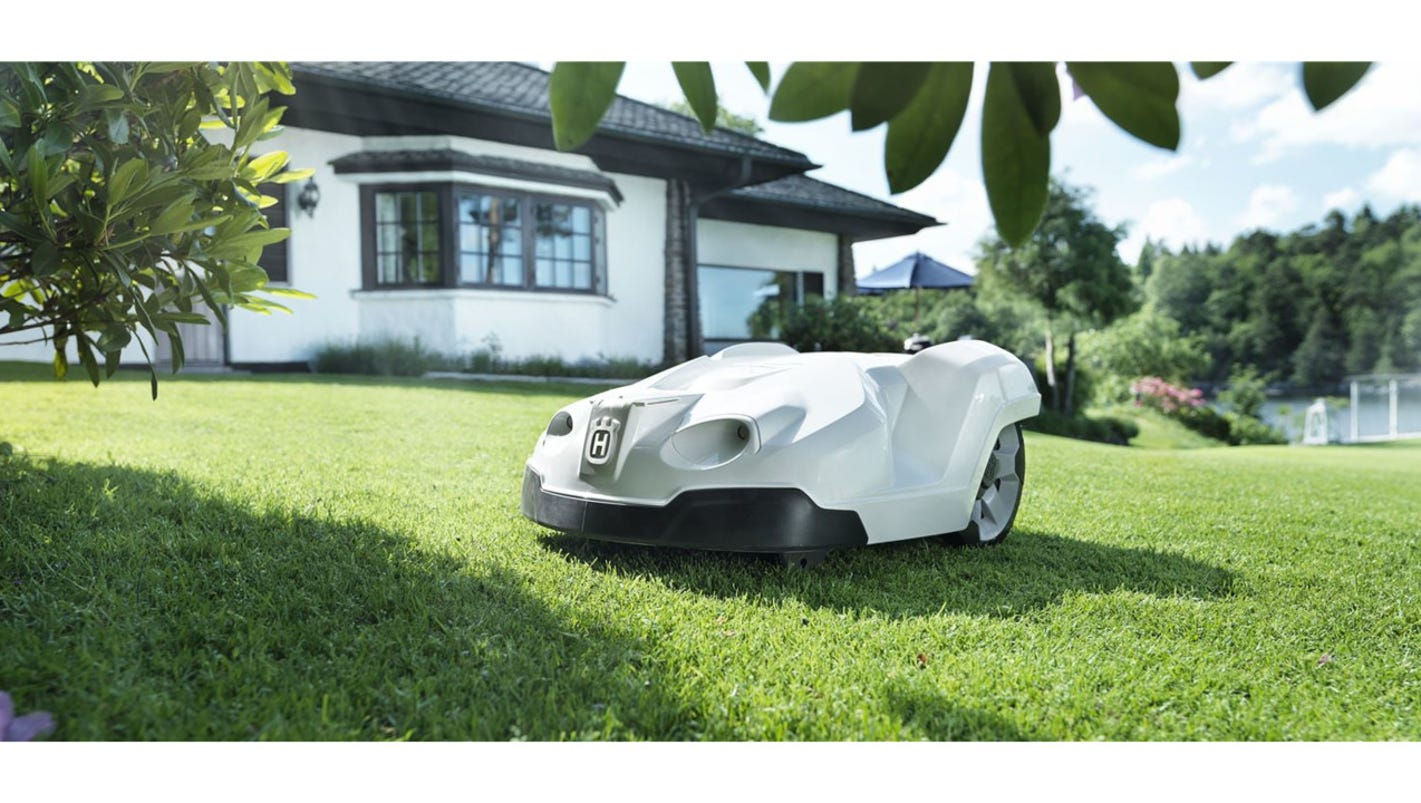 Robotic lawnmower, AI oven at Novi Home Show this weekend