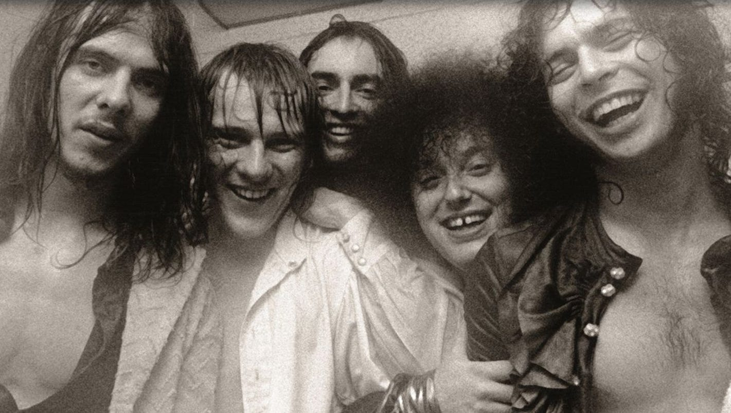 Is long-shelved MC5 documentary 'A True Testimonial' finally being released?