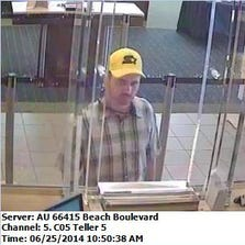 Anyone with information about the suspect's identity or whereabouts is asked to call Crime Stoppers at 1-866-845-TIPS.