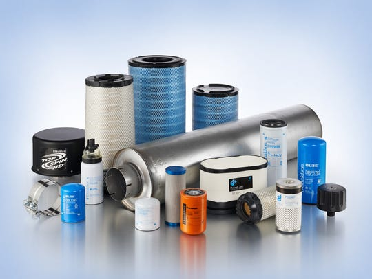 Products from Donaldson Filtration Solutions, a technology-led filtration company, with products that go into both heavy-duty engine and industrial applications.