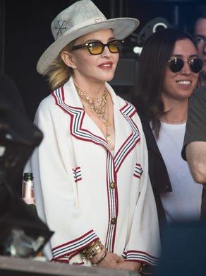 Name: Lourdes Maria Ciccone Leon | Parents: Madonna