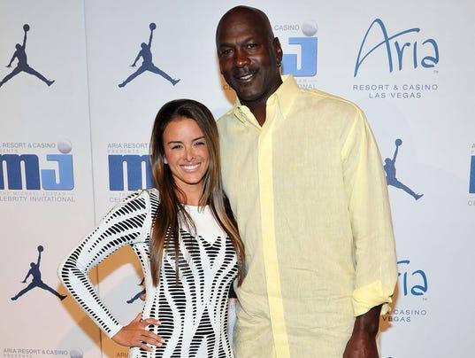 Michael Jordan Son 2014
