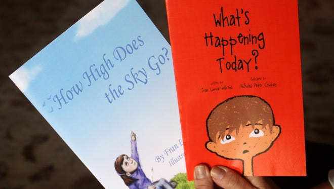 How High Does the Sky Go? and What's Happening Today? by Hillsborough author Fran Lumia-Wilkens.