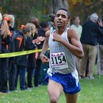 Salem senior all-state cross country runner Chaz Jeffress will look to improve upon his record junior season.
