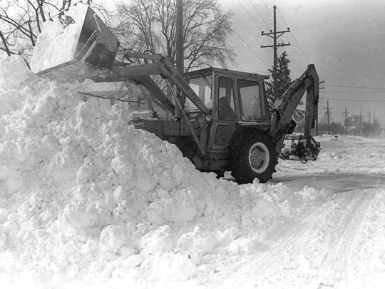 Residents remember the Blizzard of 1978, which struck
